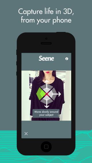 Seene app
