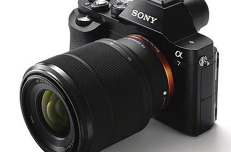 Sony A7 and A7r cameras leaked