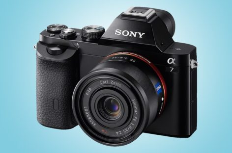 Sony Alpha 7 and Alpha 7R mirrorless cameras unveiled