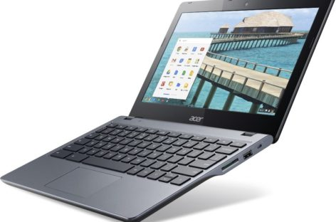 Acer C720-2848: The thrifty Chromebook