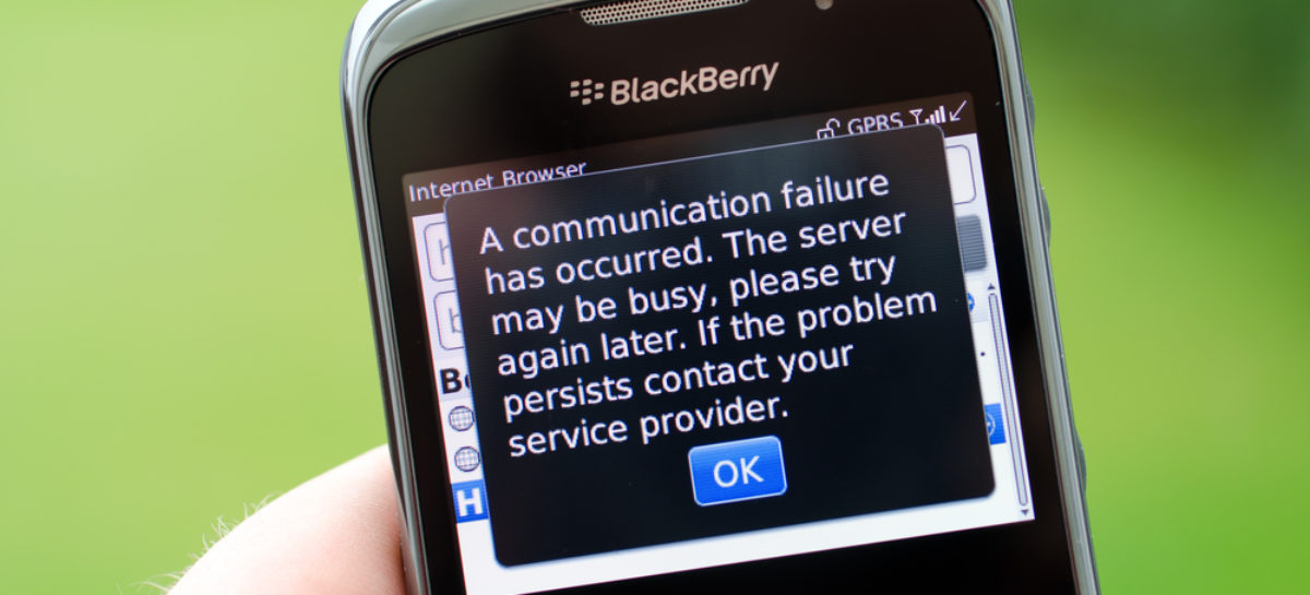 BlackBerry fires CEO, abandons buyout deal