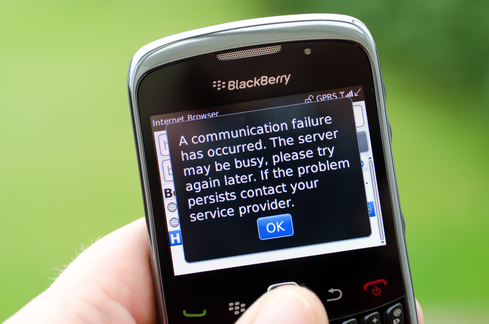 BlackBerry cancels buyout deal and fires its CEO.