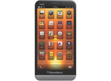 BlackBerry Z30 coming to Verizon November 14