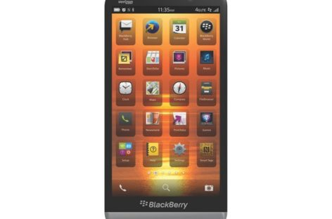 BlackBerry Z30 coming to Verizon November 14