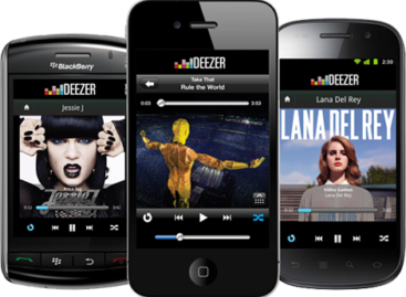 Deezer music streaming service comes to US in 2014