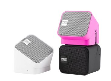 DEMOCRACY Bluetooth portable speakers