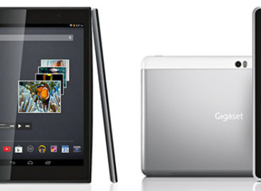 Tegra-powered Gigaset tablets launched