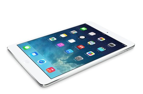 iPad Mini with Retina now available on retail