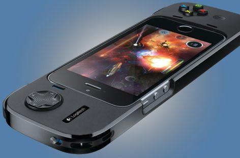 Logitech Powershell mobile controller & power pack