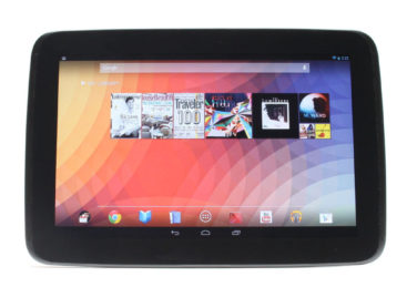 eBay sells Nexus 10 with free $100 gift card for $399
