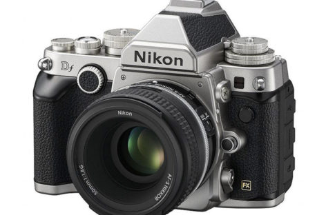 Nikon Df retro DSLR camera coming to US
