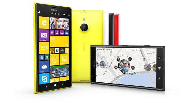 Nokia Lumia 1520 pre-order page taken down
