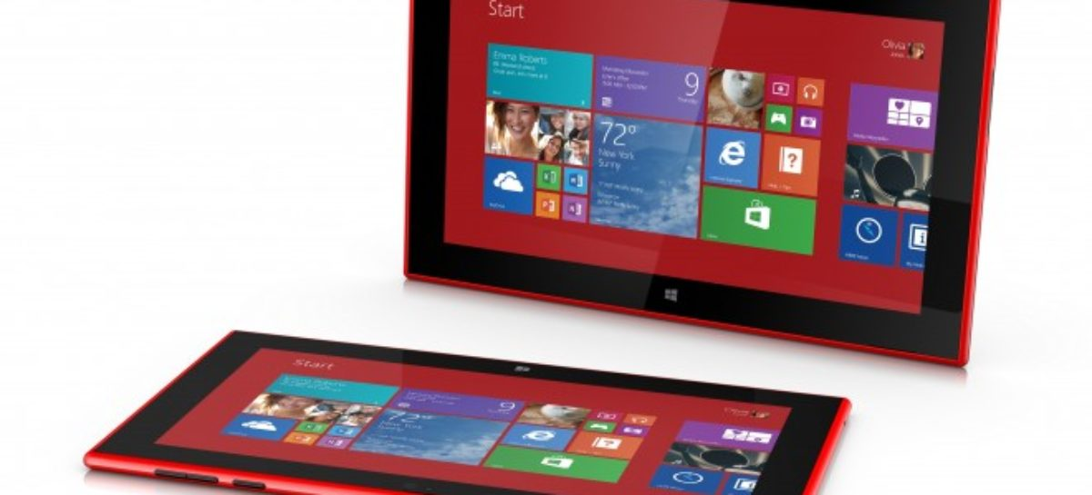 Nokia Lumia 2520 coming to United States