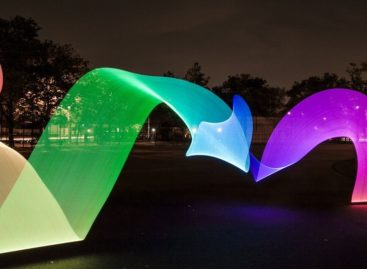 Pixelstick: Take light painting to the next level