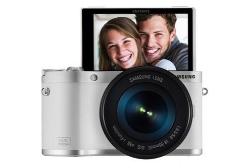 Samsung NX300M smart camera