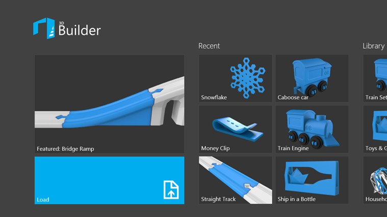 3D Builder by Microsoft