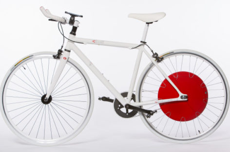Copenhagen Wheel: Turn any bike into electric hybrid