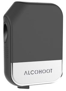 Alcohoot smartphone-powered breath analyzer