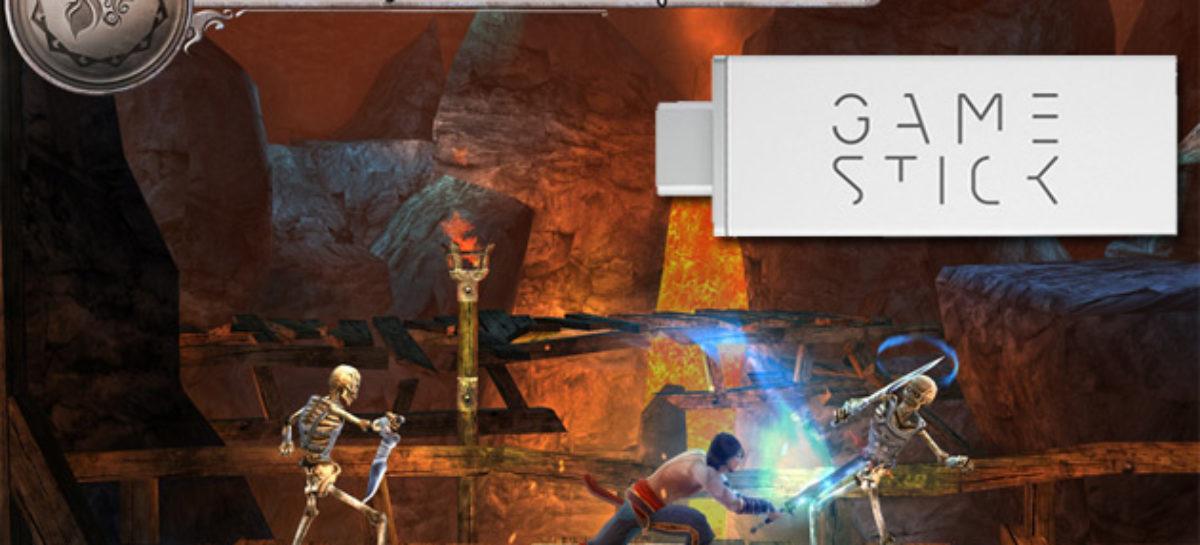 GameStick strikes partnership with Ubisoft