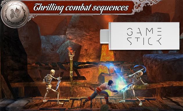 GameStick strikes partnership with Ubisoft.