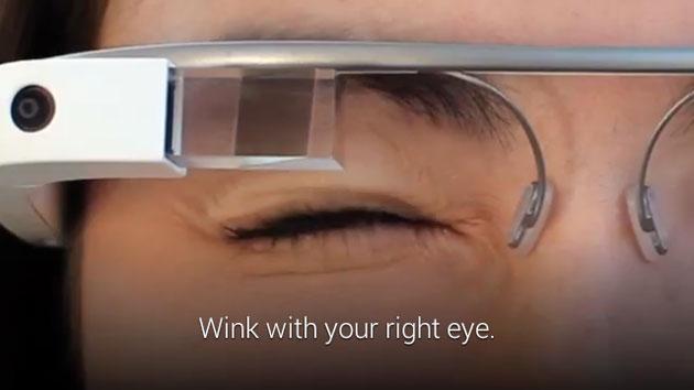 Google Glass XE 12 update