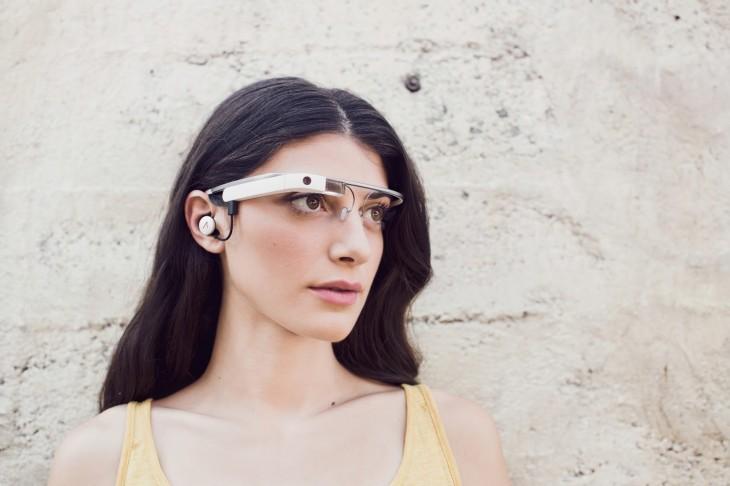 Select Google Glass Explorers get buy a second pair.