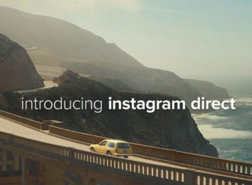 Instagram Direct: Photos now shared privately