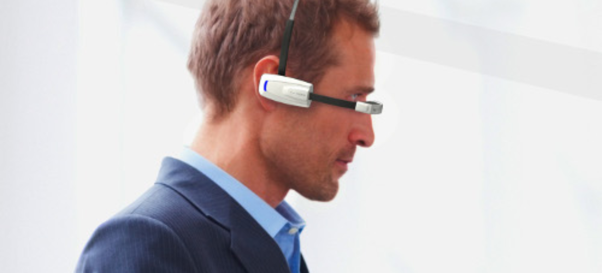 Vuzix M100 Smart Glasses now available