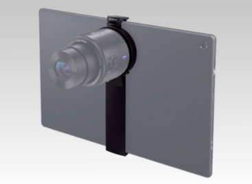 Sony SPA-TA1: Turn tablets in giant cameras