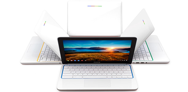 HP Chromebook 11 with LTE