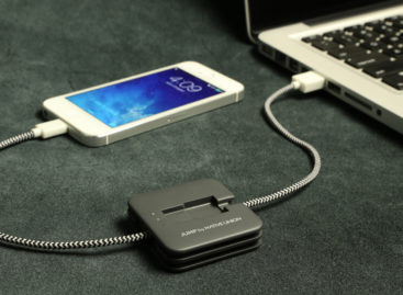Jump: Your portable battery life solution
