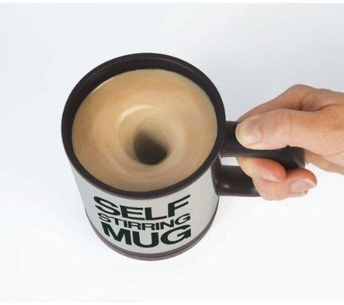 Bluw The Self-Stirring Mug