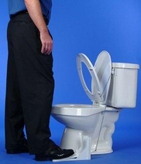 Flipper Toilet Seat Lifter