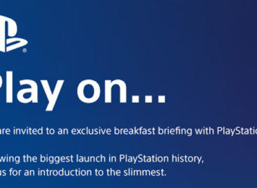 Sony teases slimmest PlayStation device in London