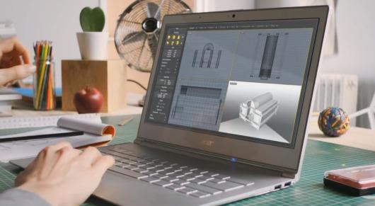 Acer WQHD S7 ultrabook