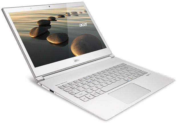 Acer Aspire S7 with WQHD screen