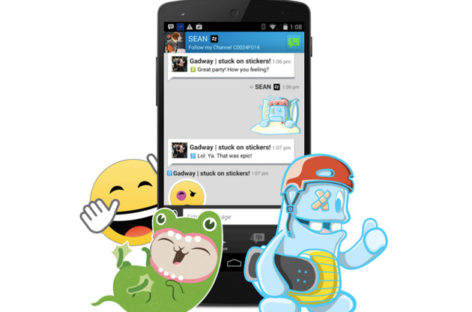 BBM Beta offers stickers, hopes to get users interested
