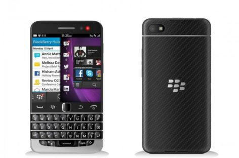 BlackBerry Q20 Classic: BB goes back to QWERTY roots