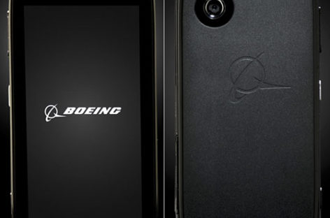 Boeing smartphone self-destructs at the wrong hands