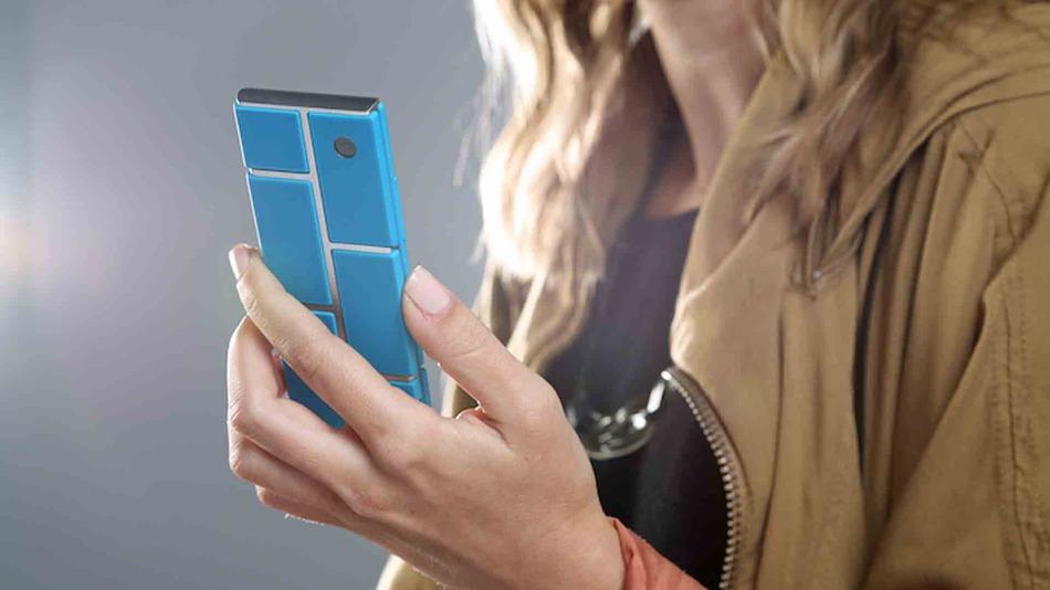 Project Ara: Google modular smartphone