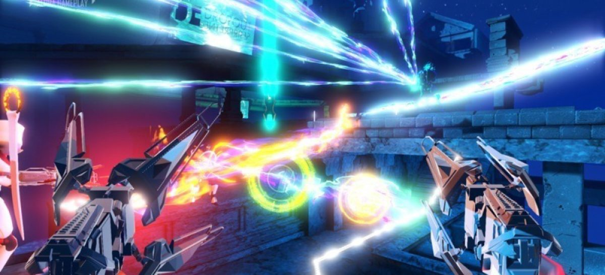 Harmonix unveils Chroma: first-person shooter with a beat