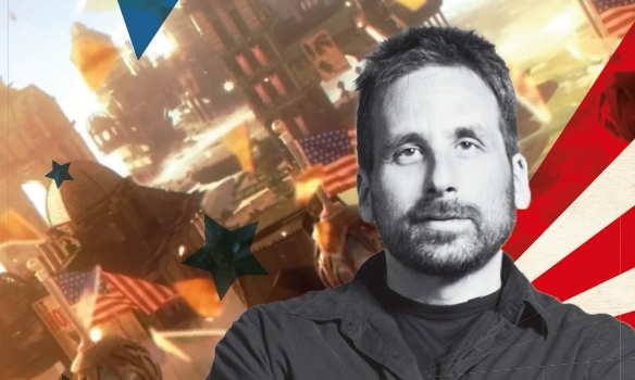 Ken Levine, co-founder of Irrational Games