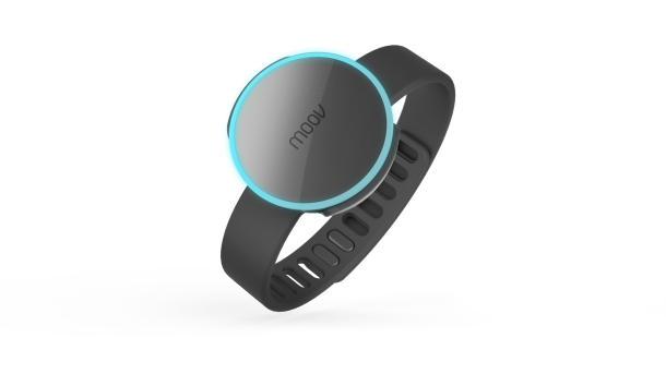 Moov fitness tracker