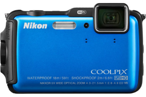 Nikon unveils Coolpix AW120 and S32 underwater cameras