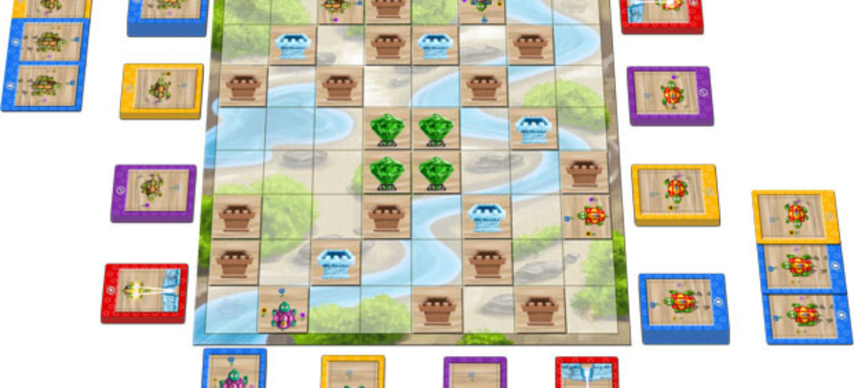 Robot Turtles: Board game teaches code to kids