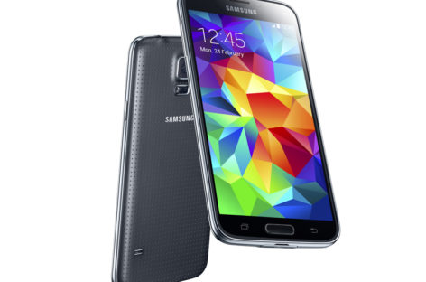 Samsung Galaxy S5: With fingerprint, heart beat sensors