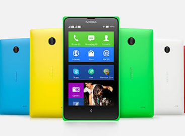 Nokia X Android smartphone unveiled