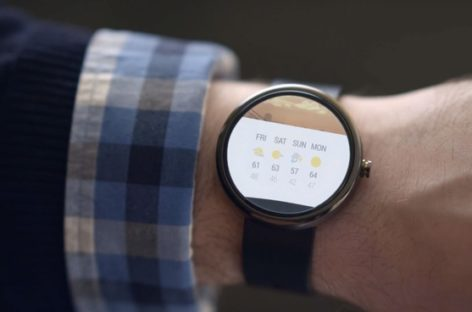 Android Wear, mobile OS for wearables, unveiled