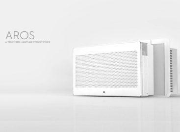 Aros: Finally, a smart air conditioner