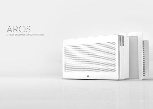 Aros smart air conditioner